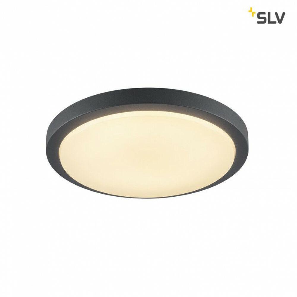 AINOS antracit LED kültéri mennyezeti lámpa