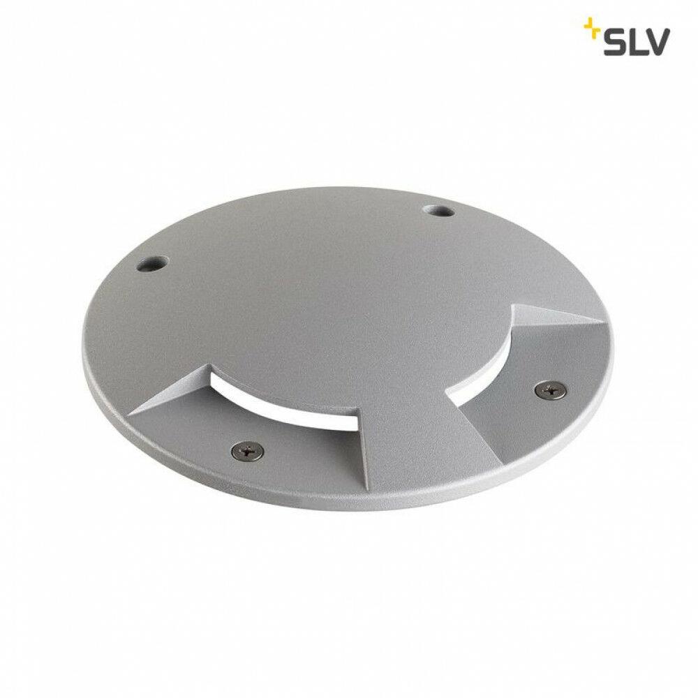 Big Plot ezüst 2 lyukú talajba süllyeszthető kültéri lámpa fényszabályozó