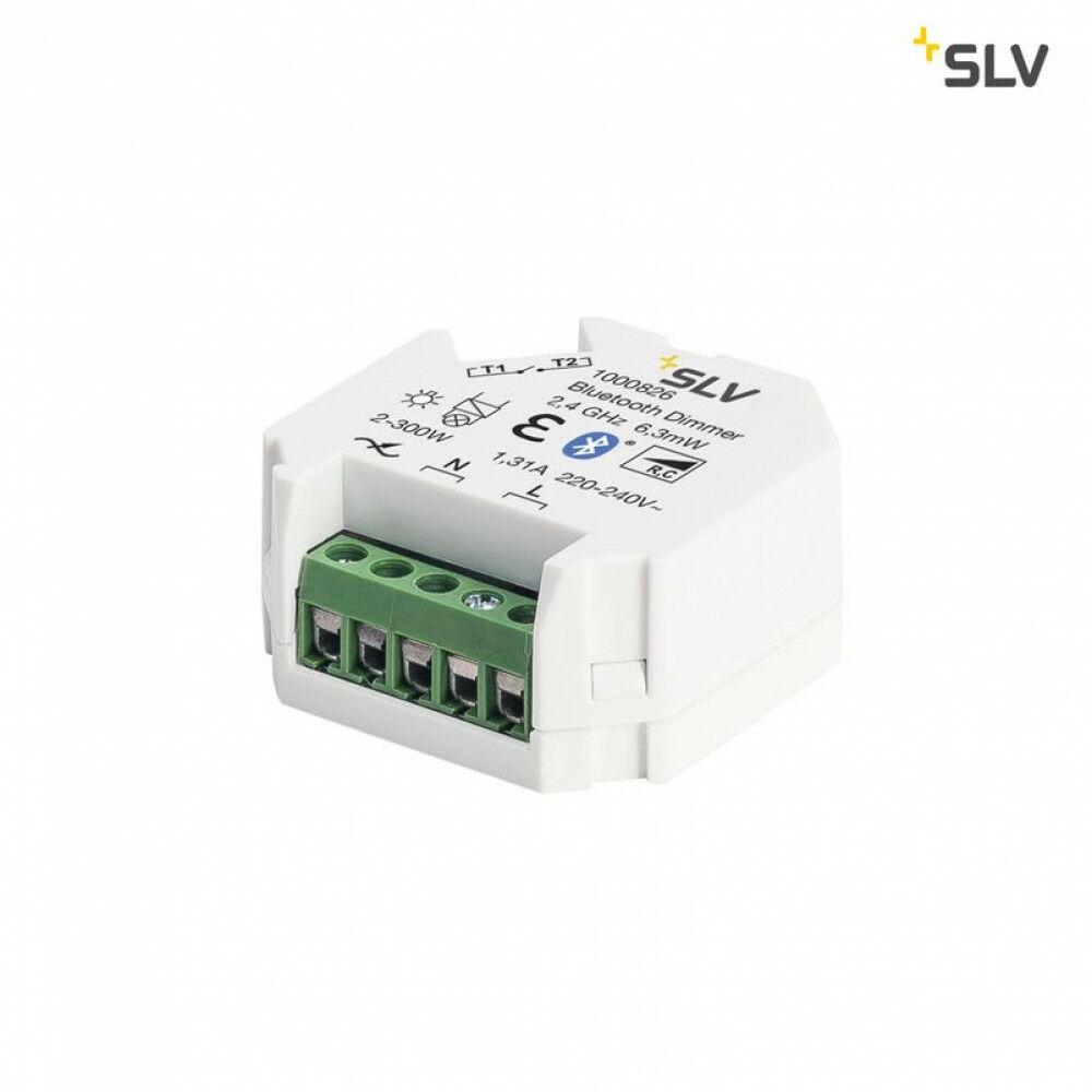 Bluetooth control fehér falba építhető dimmer