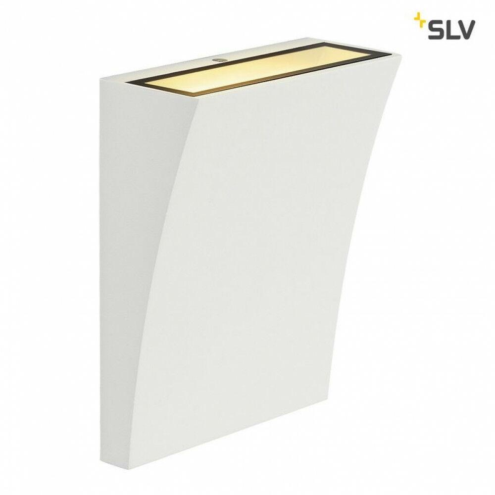 DELWA WIDE fehér LED fali lámpa & falikar