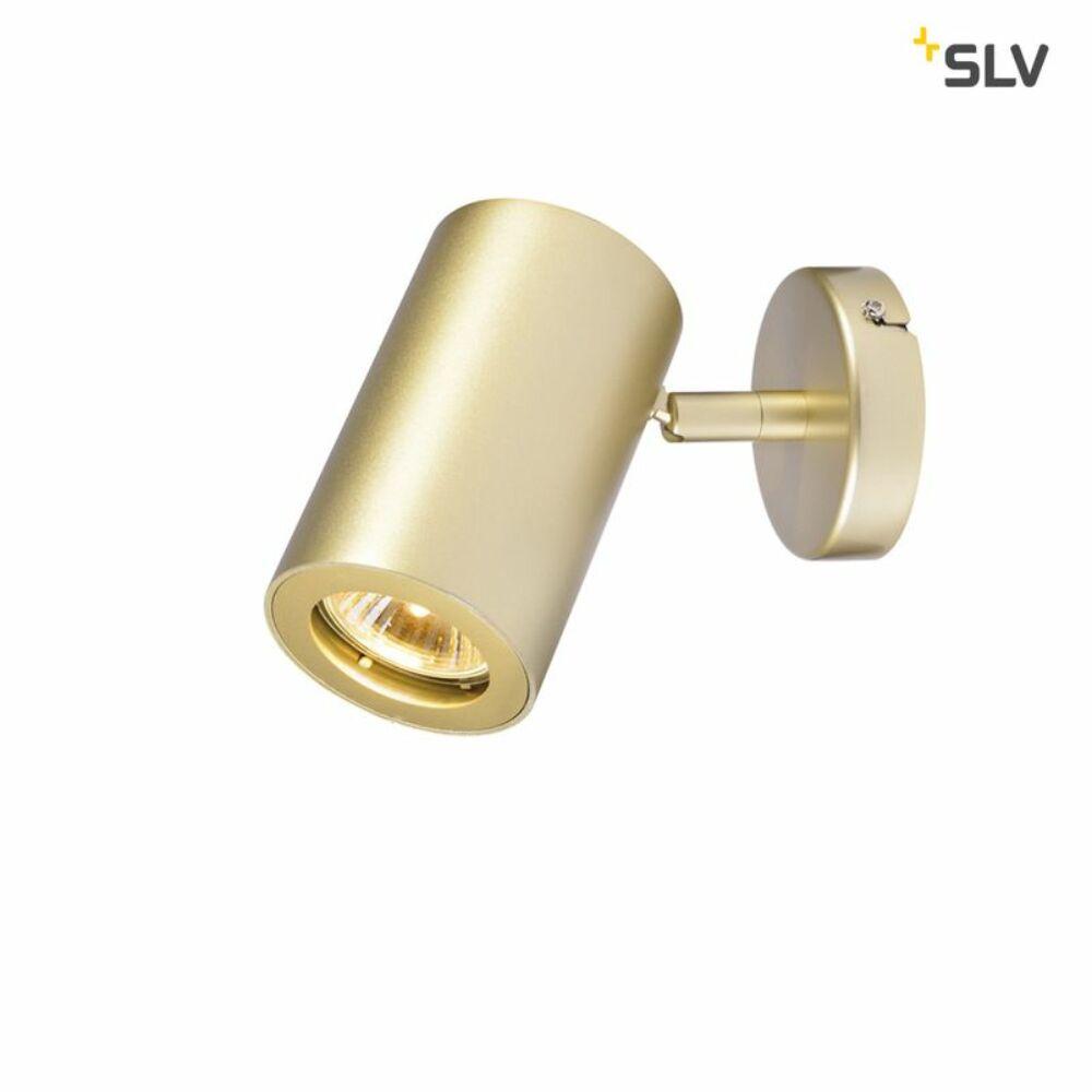 ENOLA B CW spot arany QPAR51 100° fali és mennyezeti lámpa szimpla