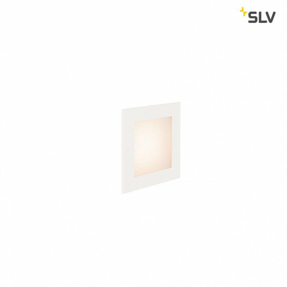 FRAME BASIC fehér LED falba süllyesztett lépcsővilágító lámpa 2700K