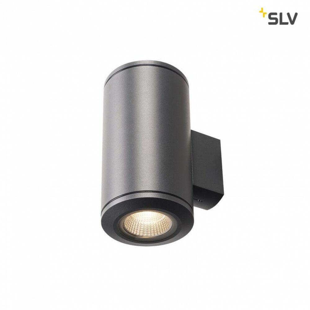 POLE PARC up-down antracit LED kültéri fali lámpa