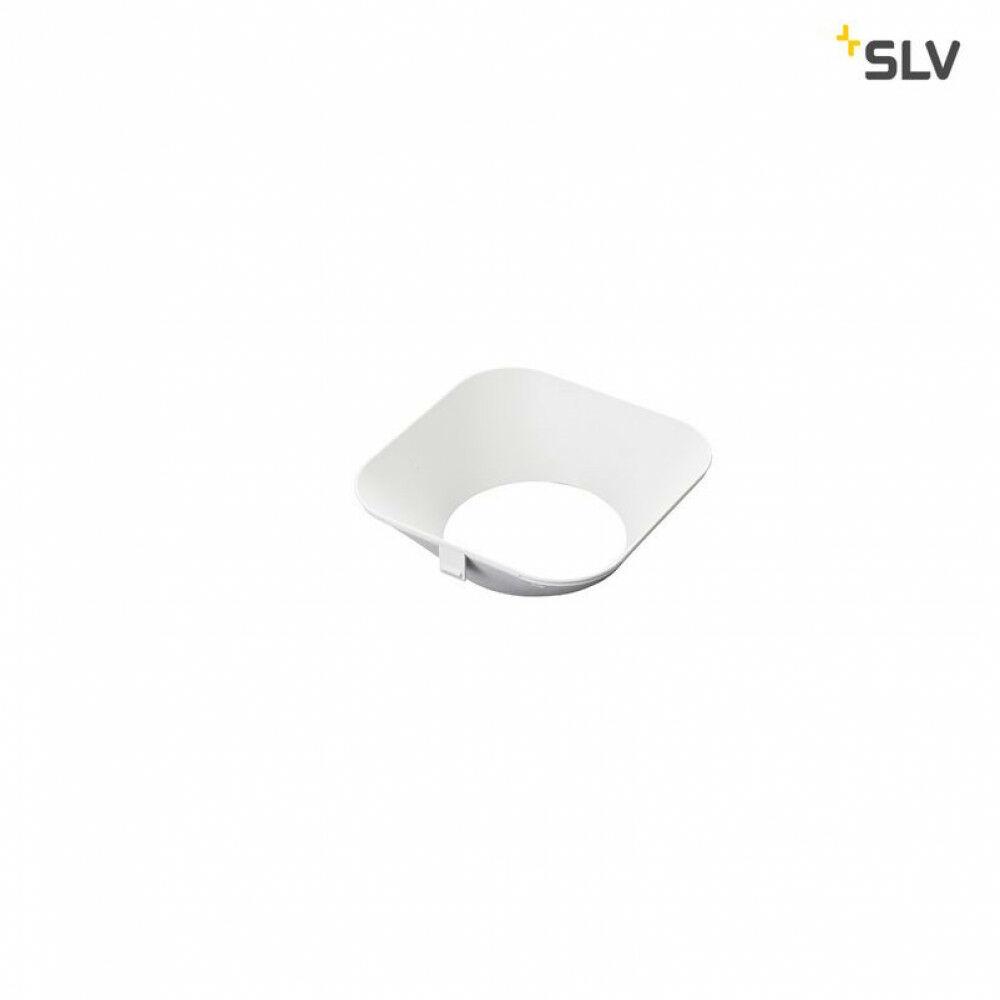 Renisto 10 fehér szögletes belső burkolat beépíthető spot lámpához