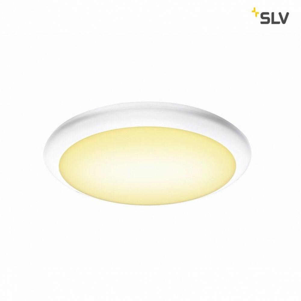 Ruba 10 fehér LED mozgásérzékelő kültéri mennyezeti lámpa 3000-4000K