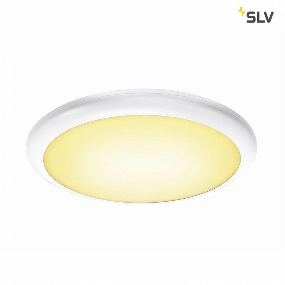 Ruba 20 fehér LED kültéri mennyezeti lámpa 3000-4000K