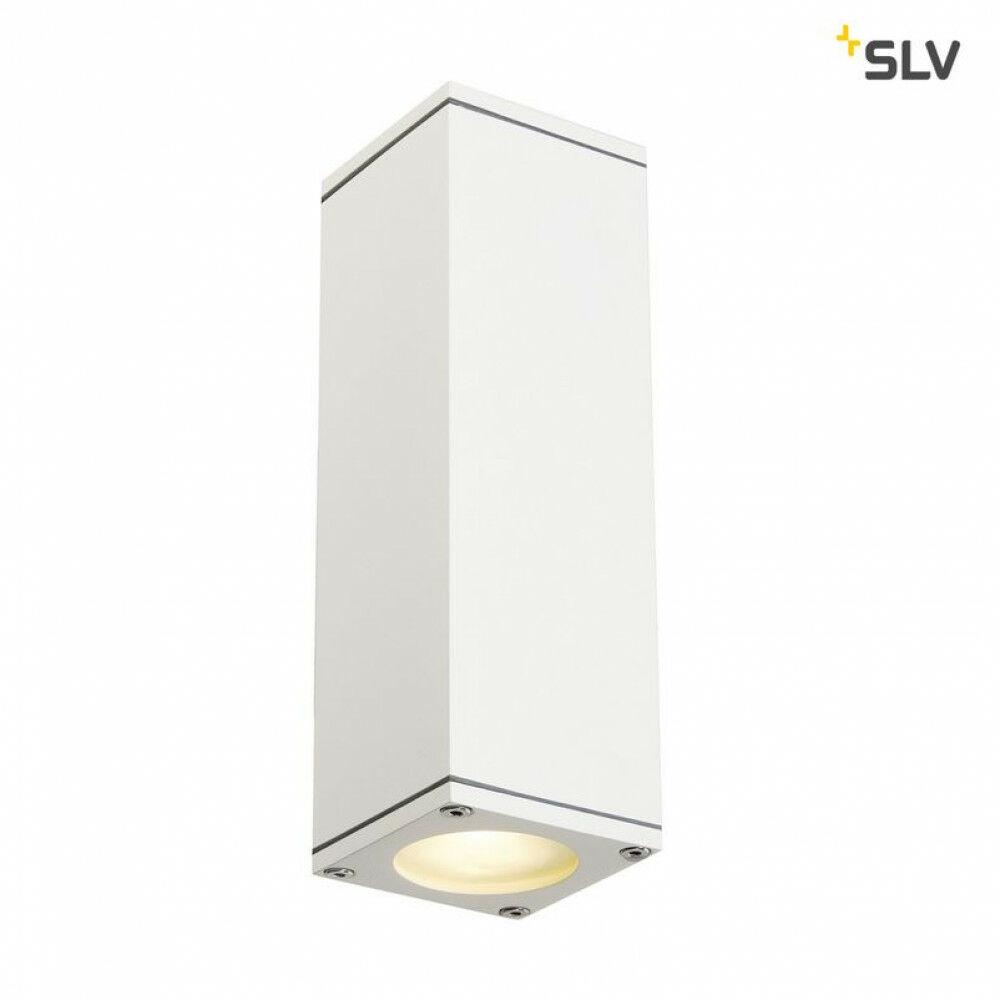 THEO up/down fehér QPAR51 kültéri fali lámpa