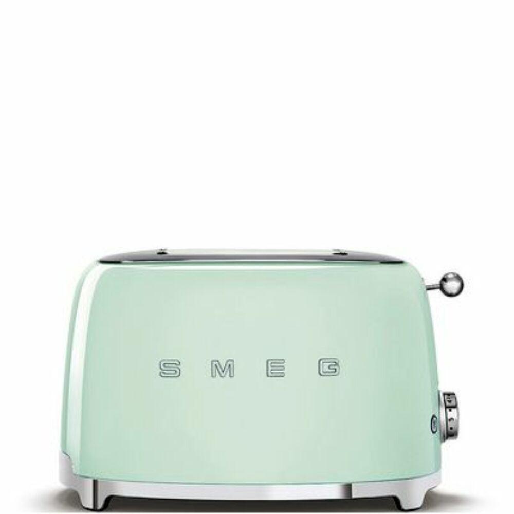 50'S style retro mentazöld 2 x 1 szeletes kenyérpirító