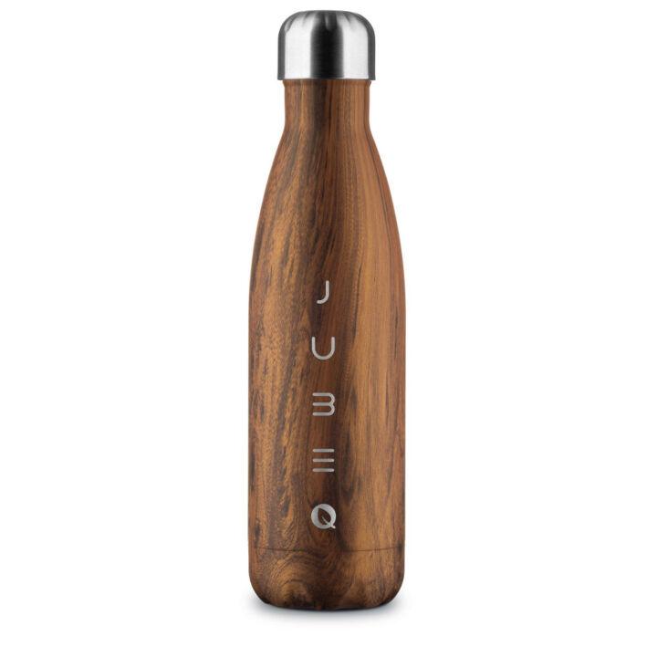 Jubeq fa hatású hőszigetelő rozsdamentes acél design kulacs